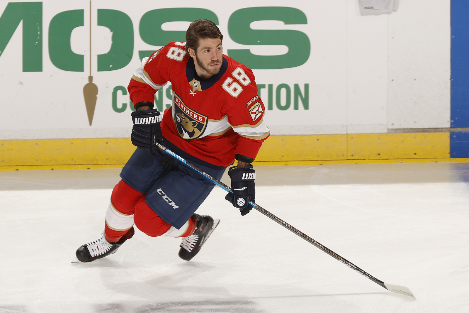 Florida Panthers: Mike Hoffman is Having a Tremendous Second Half