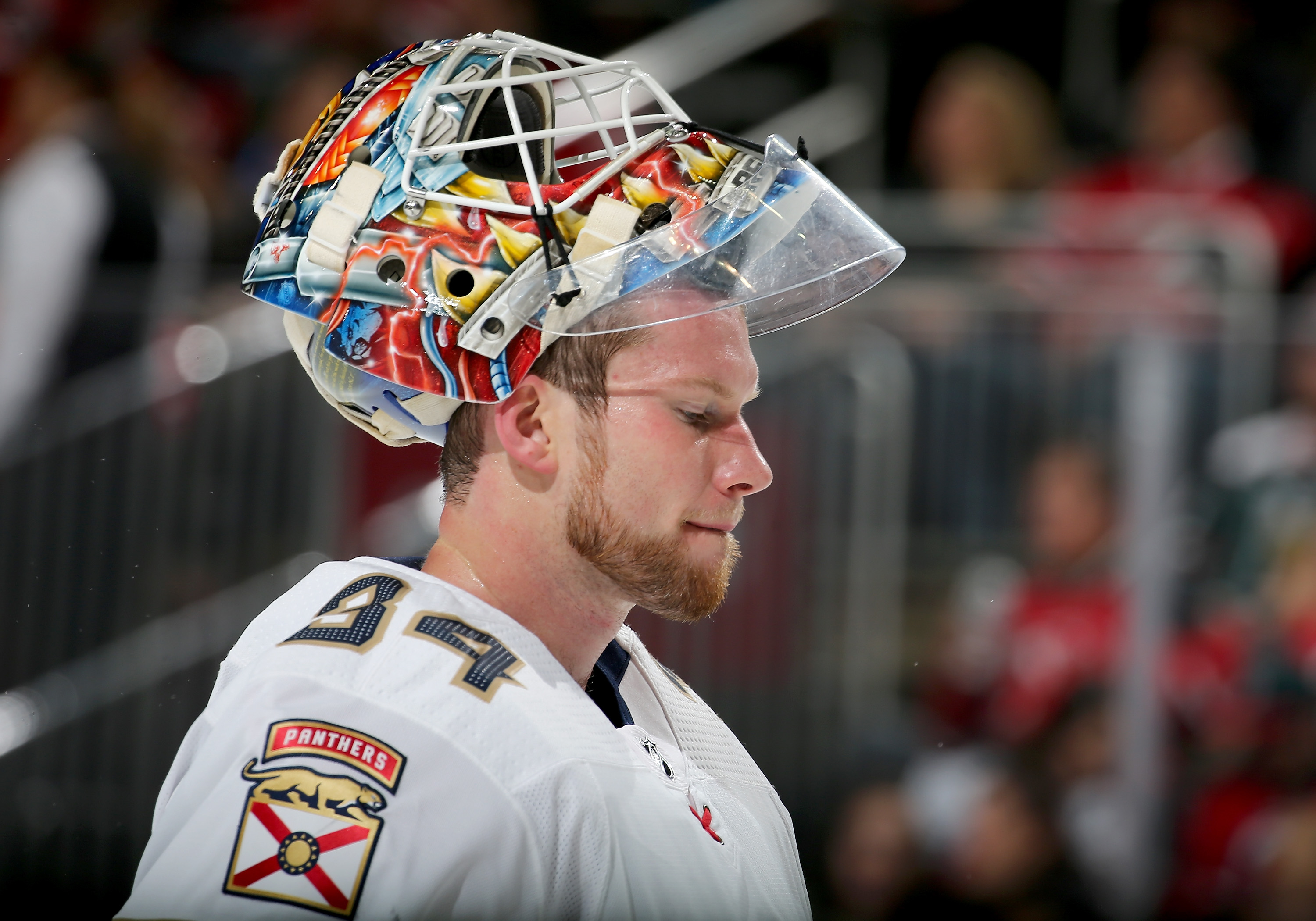 Florida Panthers: James Reimer, what is he to the team and what is ...